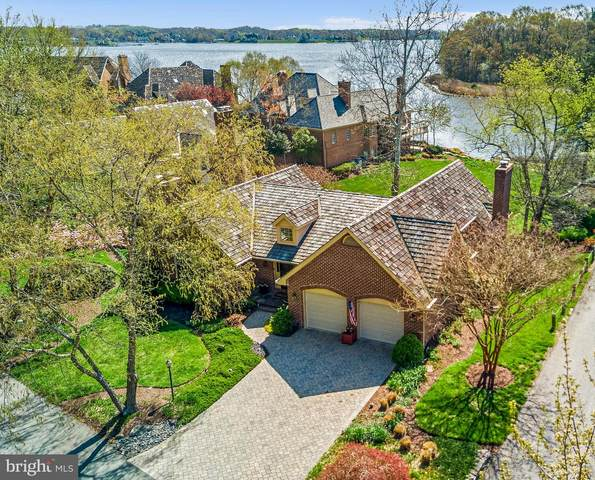970 S River Landing Road, EDGEWATER, MD 21037 (#MDAA449706) :: Scott Kompa Group