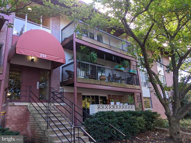 214 Park Terrace Court SE #86, VIENNA, VA 22180 (#VAFX1161326) :: RE/MAX Cornerstone Realty