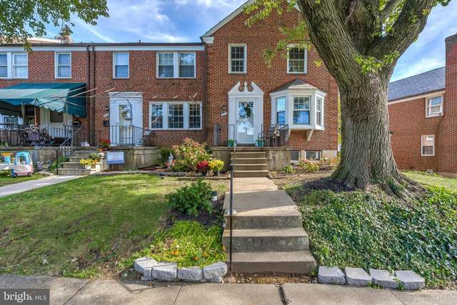 413 Lambeth Road, BALTIMORE, MD 21228 (#MDBC509576) :: Corner House Realty