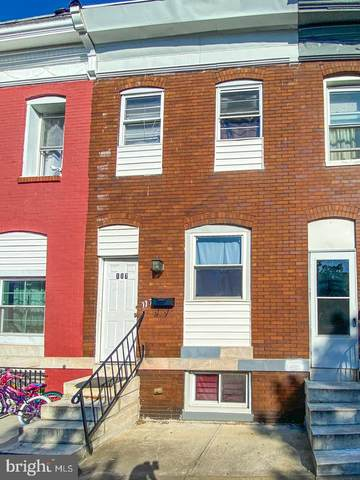 117 N Janney Street, BALTIMORE, MD 21224 (#MDBA527754) :: The MD Home Team