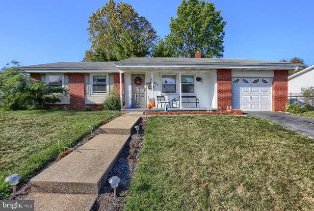 5219 Stuart Drive, MECHANICSBURG, PA 17055 (#PACB128864) :: TeamPete Realty Services, Inc