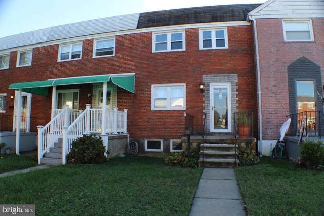 7835 Harold Road, BALTIMORE, MD 21222 (#MDBC509600) :: SP Home Team