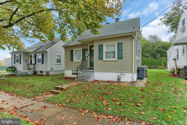 119 N Harrison Street, YORK, PA 17403 (#PAYK147262) :: The Heather Neidlinger Team With Berkshire Hathaway HomeServices Homesale Realty