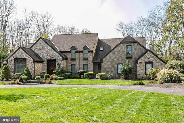 10 Applewood Drive, HOPEWELL, NJ 08525 (MLS #NJME303238) :: The Dekanski Home Selling Team
