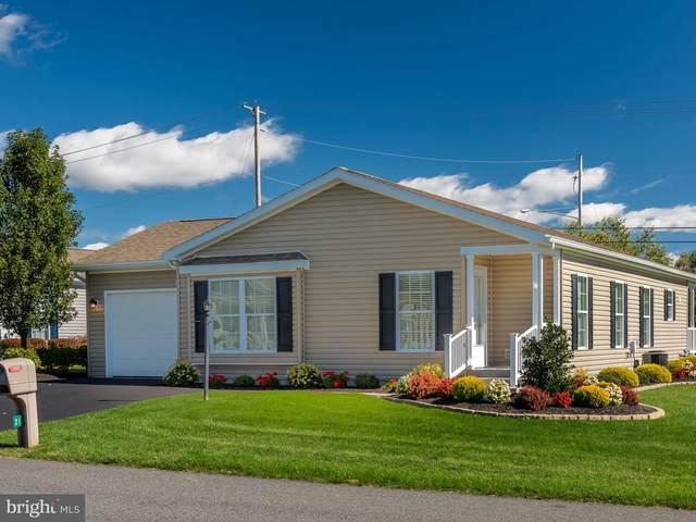 21 Wren Drive, BECHTELSVILLE, PA 19505 (#PABK365502) :: Iron Valley Real Estate