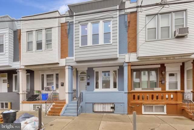 1411 S Marston Street, PHILADELPHIA, PA 19146 (#PAPH944740) :: REMAX Horizons