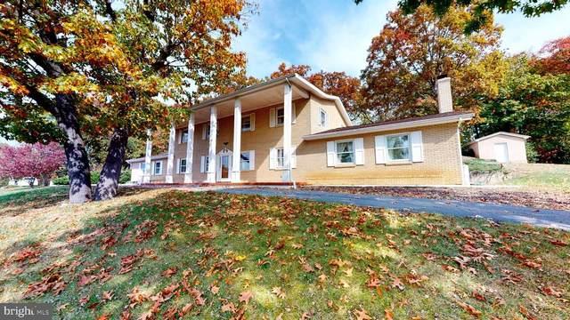 149 South Fork Road, MOOREFIELD, WV 26836 (#WVHD106416) :: Blackwell Real Estate