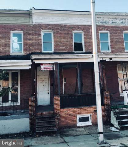 1941 Clifton Avenue, BALTIMORE, MD 21217 (#MDBA527786) :: SURE Sales Group