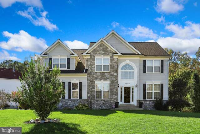 7405 Checkerberry Way, UPPER MARLBORO, MD 20772 (#MDPG584508) :: The Poliansky Group