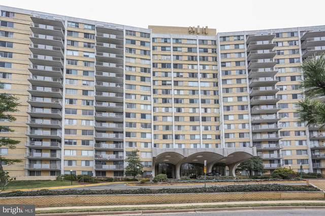 301 N Beauregard Street #1401, ALEXANDRIA, VA 22312 (#VAAX252152) :: The Gold Standard Group