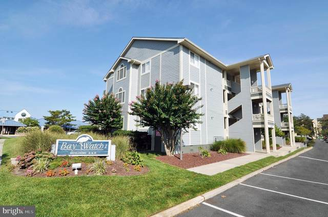 110 120TH Street 101AI, OCEAN CITY, MD 21842 (#MDWO117614) :: CoastLine Realty