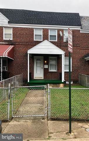 321 Mount Holly Street, BALTIMORE, MD 21229 (#MDBA527796) :: The Redux Group