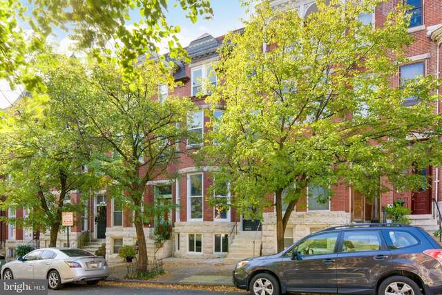 2128 Bolton Street, BALTIMORE, MD 21217 (#MDBA527798) :: The Redux Group
