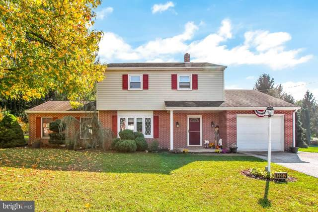 2262 Cedar Road, YORK, PA 17408 (#PAYK147290) :: The Jim Powers Team