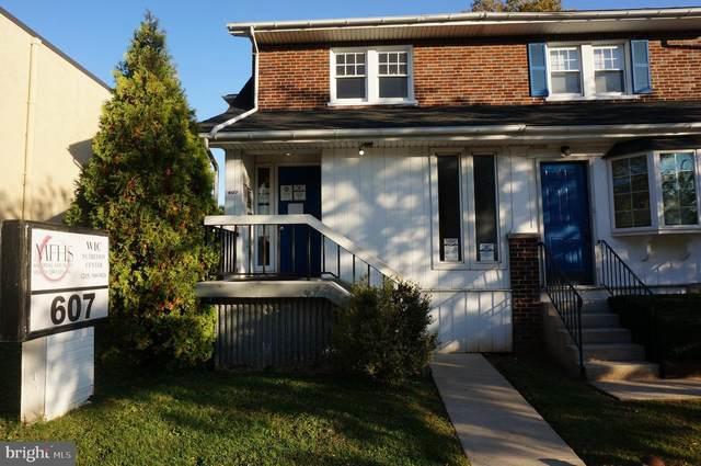 607 N Broad Street, LANSDALE, PA 19446 (#PAMC667274) :: REMAX Horizons