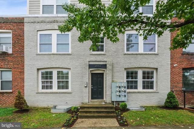 2013 E Street NE #1, WASHINGTON, DC 20002 (#DCDC491854) :: The Redux Group