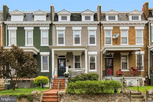 517 Lamont Street NW, WASHINGTON, DC 20010 (#DCDC491864) :: SURE Sales Group