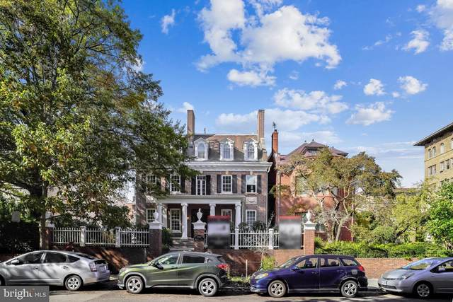 2007 Wyoming Avenue NW #17, WASHINGTON, DC 20009 (#DCDC491872) :: Blackwell Real Estate