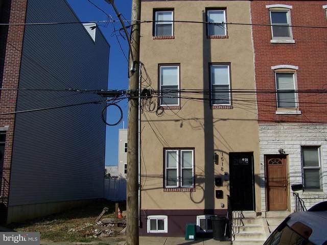 1518 N 27TH Street, PHILADELPHIA, PA 19121 (#PAPH944904) :: LoCoMusings