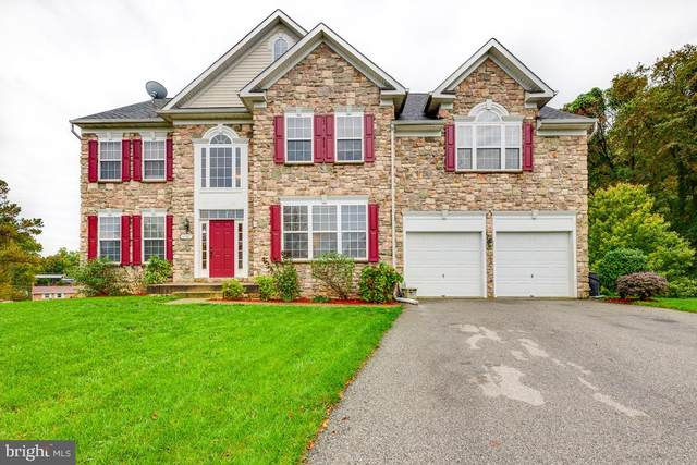 6701 Sweet Shrub Court, CLINTON, MD 20735 (#MDPG584524) :: The Poliansky Group