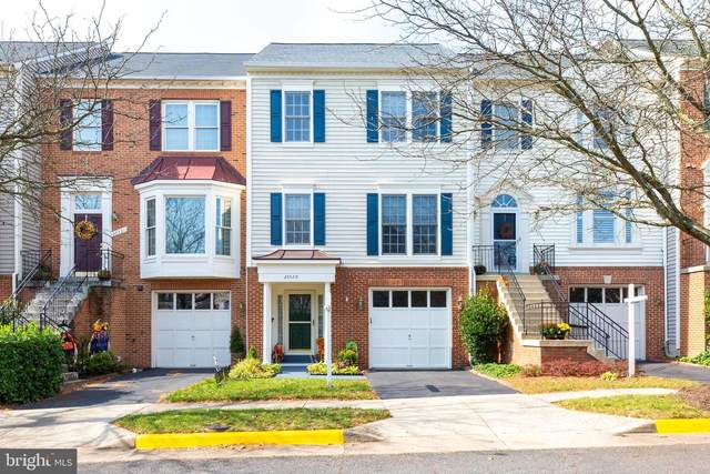 25529 Hussar Terrace, CHANTILLY, VA 20152 (#VALO423648) :: Hill Crest Realty