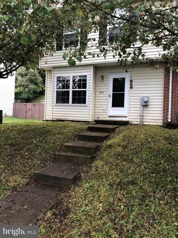 507 Ridgefield Avenue, STEPHENS CITY, VA 22655 (#VAFV160284) :: AJ Team Realty