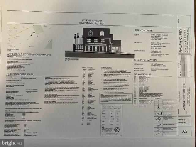 163 E Ashland Street, DOYLESTOWN, PA 18901 (#PABU509306) :: V Sells & Associates | Keller Williams Integrity