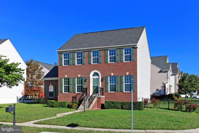 2408 Scuppers Lane, WOODBRIDGE, VA 22191 (#VAPW507064) :: Certificate Homes