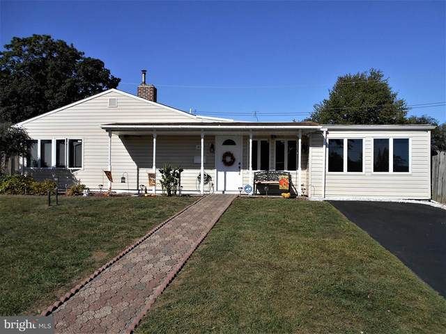 41 Valley Road, LEVITTOWN, PA 19057 (#PABU509322) :: Team Caropreso