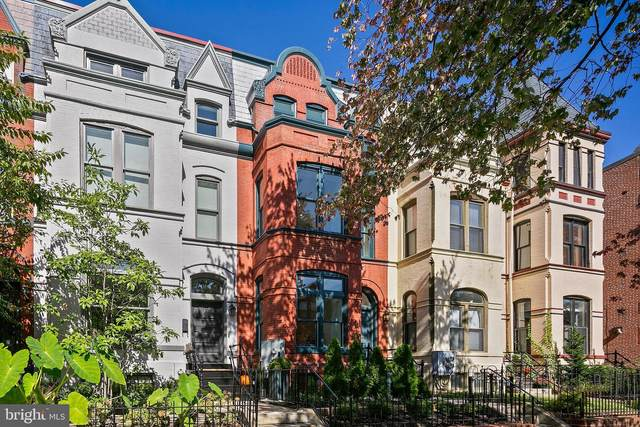 917 S Street NW #2, WASHINGTON, DC 20001 (#DCDC491912) :: Crossman & Co. Real Estate