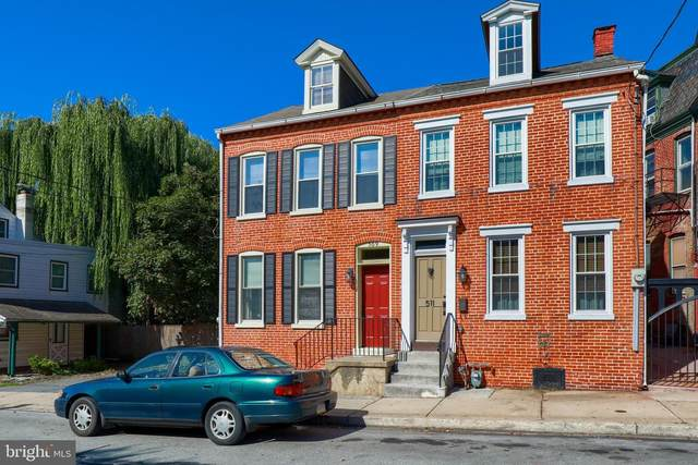 509 Cherry Street, COLUMBIA, PA 17512 (#PALA171850) :: The Heather Neidlinger Team With Berkshire Hathaway HomeServices Homesale Realty