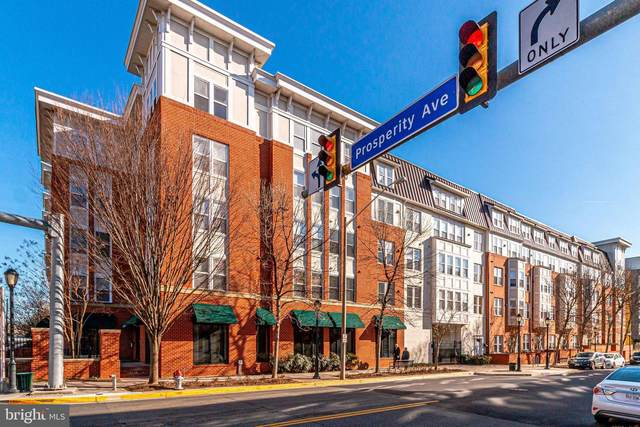 2665 Prosperity Avenue #437, FAIRFAX, VA 22031 (#VAFX1161492) :: The Riffle Group of Keller Williams Select Realtors