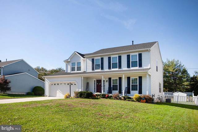 40 Rosalind Circle, SICKLERVILLE, NJ 08081 (#NJCD405026) :: Blackwell Real Estate