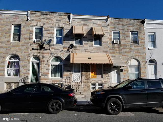 1808 Clifton Avenue, BALTIMORE, MD 21217 (#MDBA527826) :: SURE Sales Group