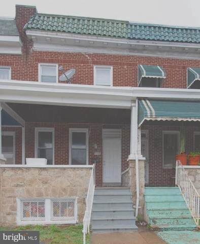 2558 Edmondson Avenue, BALTIMORE, MD 21223 (#MDBA527828) :: Gail Nyman Group