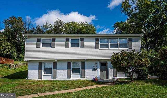 6515 Carriage Drive, ALEXANDRIA, VA 22310 (#VAFX1161508) :: RE/MAX Cornerstone Realty