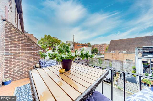 1715 15TH Street NW #18, WASHINGTON, DC 20009 (#DCDC491940) :: Tom & Cindy and Associates