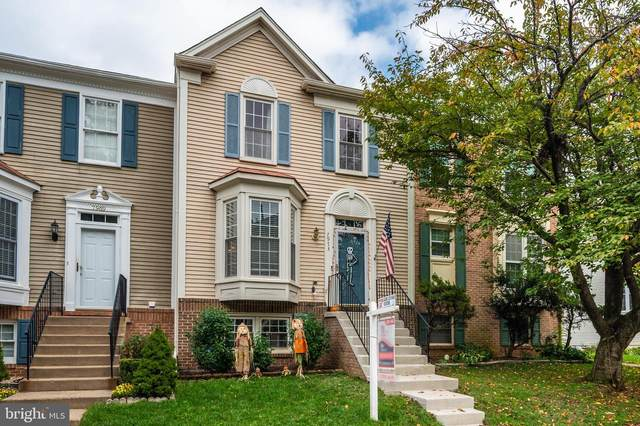 7973 Rebel Walk Drive, MANASSAS, VA 20109 (#VAPW507090) :: V Sells & Associates | Keller Williams Integrity