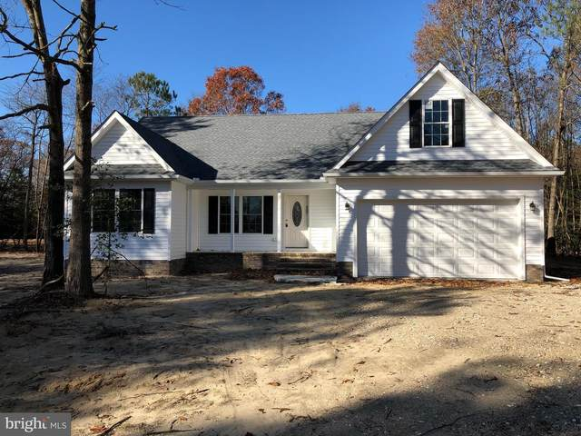 Lot-40 Pleasant Drive Lot 40, LAUREL, DE 19956 (#DESU171310) :: RE/MAX Coast and Country