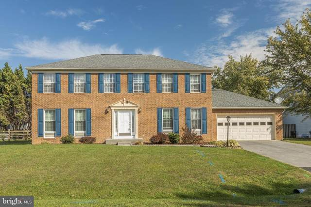 128 Montgomery Circle, STEPHENS CITY, VA 22655 (#VAFV160294) :: Shamrock Realty Group, Inc