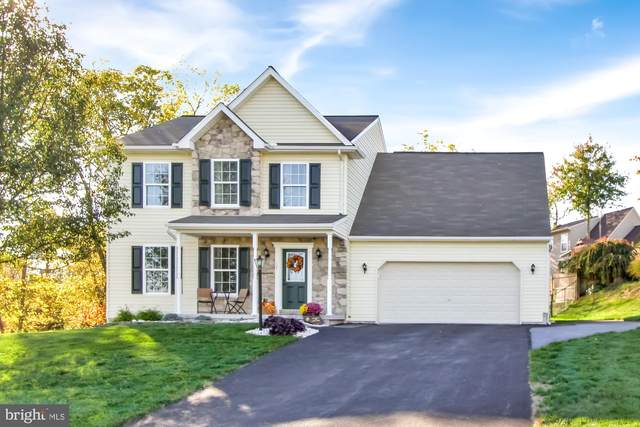 17 Westminster Court, MOUNT WOLF, PA 17347 (#PAYK147330) :: The Joy Daniels Real Estate Group