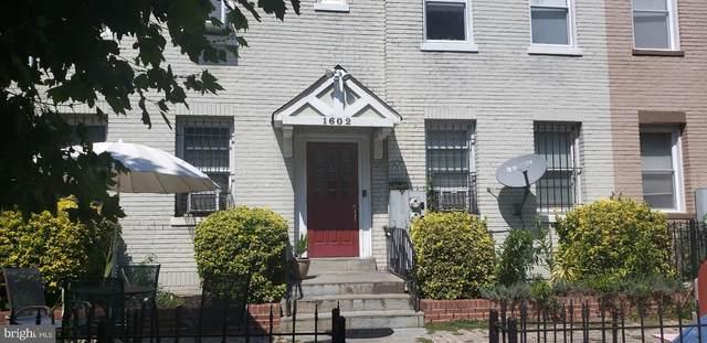 1602 Isherwood Street NE #2, WASHINGTON, DC 20002 (#DCDC491970) :: Gail Nyman Group