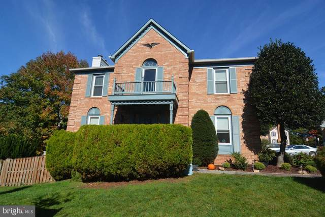2888 Yarn Court, FALLS CHURCH, VA 22042 (#VAFX1161524) :: Arlington Realty, Inc.