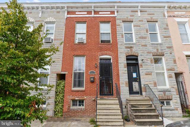 432 N Patterson Park Avenue, BALTIMORE, MD 21231 (#MDBA527848) :: The MD Home Team