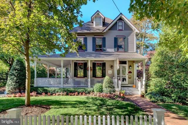 312 Chestnut Street, MOORESTOWN, NJ 08057 (#NJBL384106) :: Keller Williams Realty - Matt Fetick Team