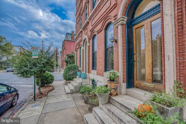 1802 Saint Paul Street, BALTIMORE, MD 21202 (#MDBA527852) :: Great Falls Great Homes