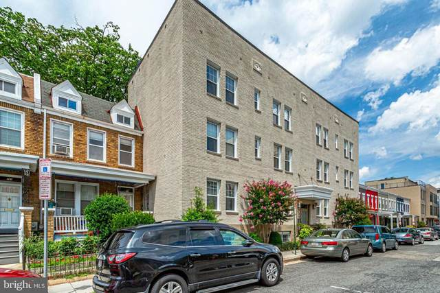 739 Newton Place NW #201, WASHINGTON, DC 20010 (#DCDC491988) :: SURE Sales Group