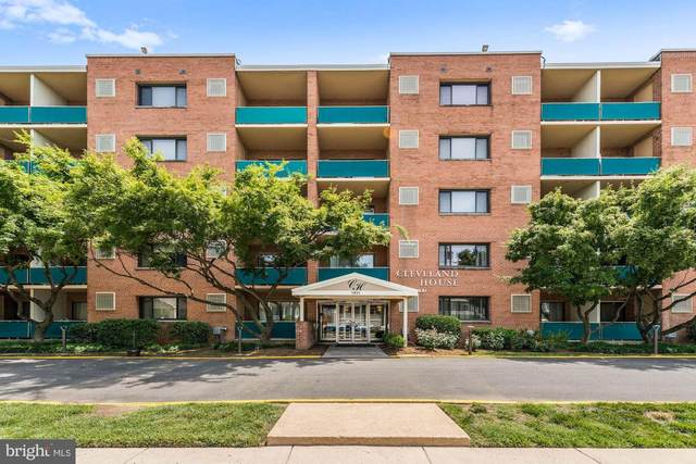 1931 N Cleveland Street #612, ARLINGTON, VA 22201 (#VAAR171368) :: Tom & Cindy and Associates
