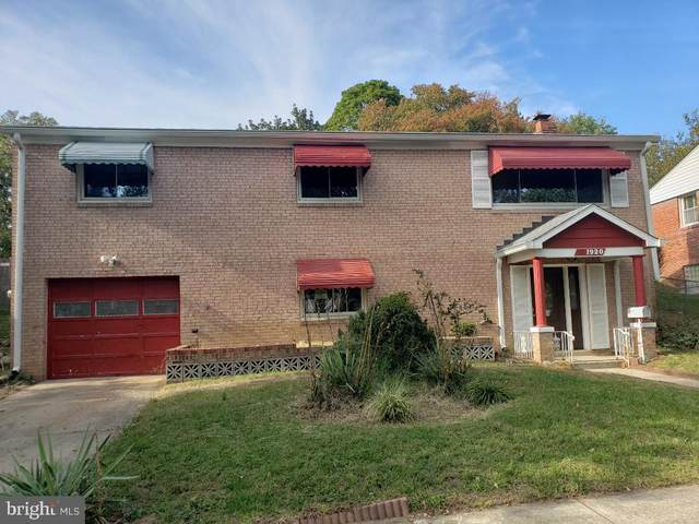 1920 Colebrooke Drive, TEMPLE HILLS, MD 20748 (#MDPG584576) :: The Piano Home Group