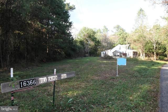 16366 Bull Church Road, WOODFORD, VA 22580 (#VACV123022) :: RE/MAX Cornerstone Realty